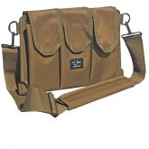 Magazine Pouch Over the Shoulder for 20rd-30rd Magazines Six Pocket Coyote Brown
