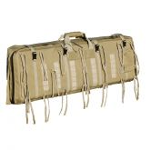 Deluxe Shooters Mat and Carry Case Combo - Desert Tan - Galati Gear